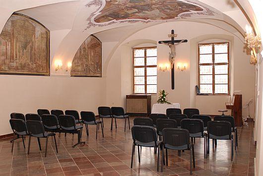 refektář kláštera